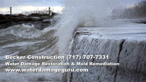 harrisburg water damage